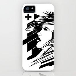 Digital Daze iPhone Case