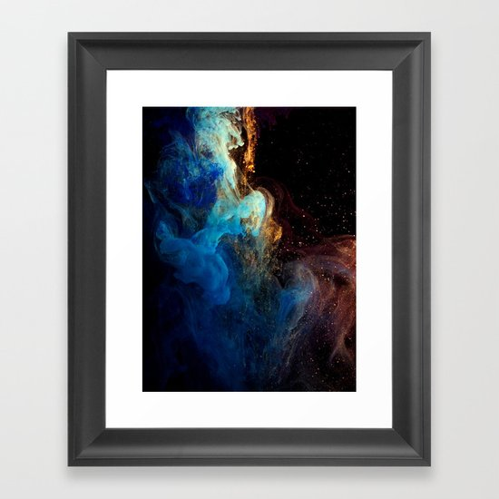 Creation - part 1 Framed Art Print