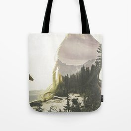 Within Nature Tote Bag