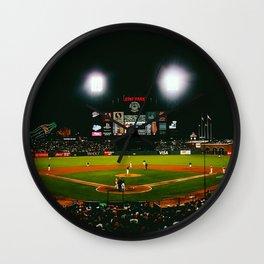San Francisco Stadium Giants Wall Clock