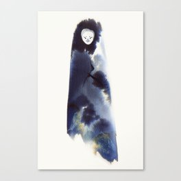 Mountain Watcher Canvas Print