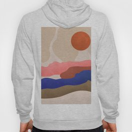 Find Me Where The Sunset #art print#illustration Hoody