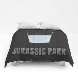Jurassic Park Comforters