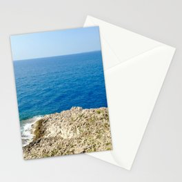 Bunker Sea View Stationery Cards