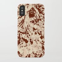 lace iPhone & iPod Cases featuring Lace by Kerens