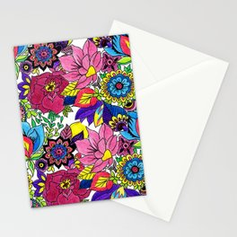 Floral Wallpaper by Sandip Stationery Cards