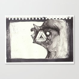 sketchbook2 Canvas Print