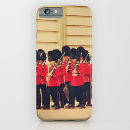 The Steadfast Tin Soldiers - Life in London Photography iPhone Case