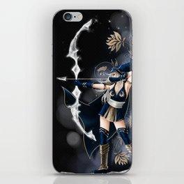 Archère iPhone Skin