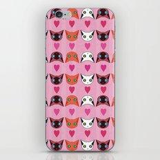 Iloveyoumorethankittens iPhone & iPod Skin