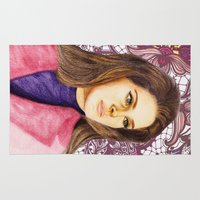 lana Area & Throw Rugs featuring LANA II by Share_Shop