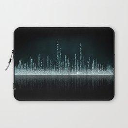 TRON CITY Laptop Sleeve