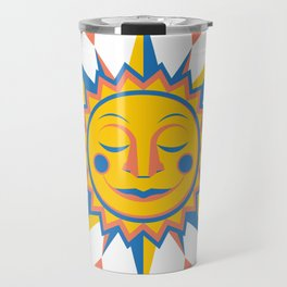 Summer's Joy Travel Mug