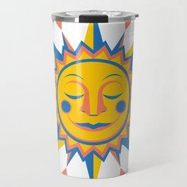 Summer's Joy Travel Mug