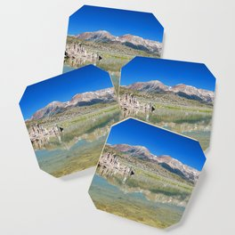 Mono Lake in California Coaster