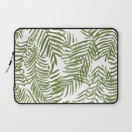 Areca Palm Pattern Laptop Sleeve