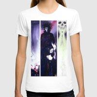 sandman T-shirts featuring Sandman: Triptych by kenmeyerjr