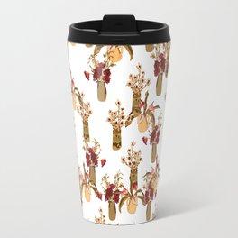 I Wanna Be Adored In Sepia Travel Mug