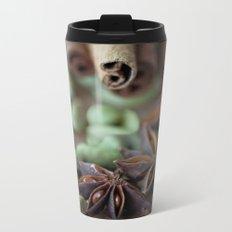 Chai Spices Metal Travel Mug