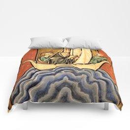 ship of fool ojolo Comforters