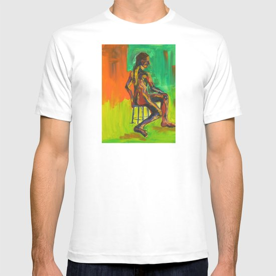 Male Nude T-shirt