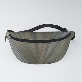 Gray Frond DP150314-16 Fanny Pack