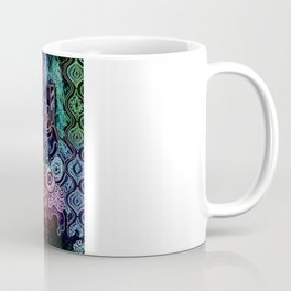 All of the Glowing Lights Coffee Mug