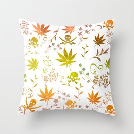 Stoney Vibes Throw Pillow