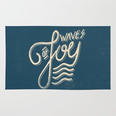 Waves of Joy Rug