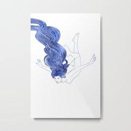 Thoe Metal Print