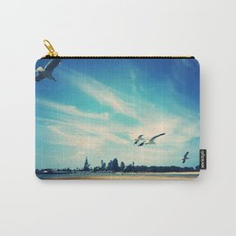 Flying Segulls Carry-All Pouch