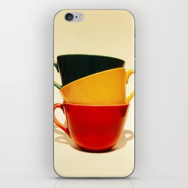 Italian Breakfast iPhone Skin