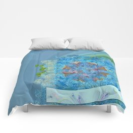 Paradoxism Being Flowers  ID:16165-073708-09691 Comforters