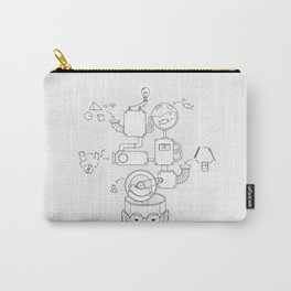 How the creative brain works? Carry-All Pouch