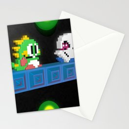 Inside Bubble Bobble Stationery Cards