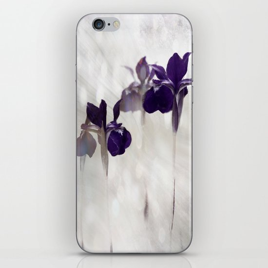 Diaphanous 2 iPhone Skin