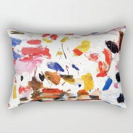Abstract Painting #2 Rectangular Pillow