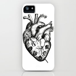 He(art) iPhone Case