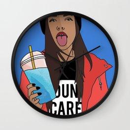 Dun Care Wall Clock