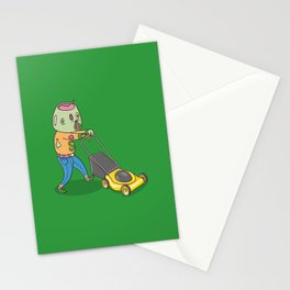 My Personal Zombie Stationery Cards
