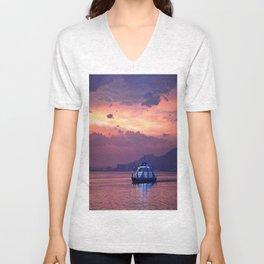 Ship Unisex V-Neck