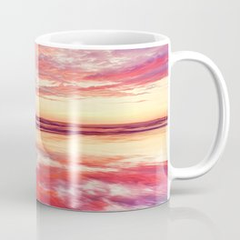 Purple silk Coffee Mug
