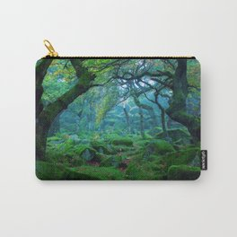 Forest #woods Carry-All Pouch