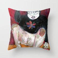 Allumette Throw Pillow