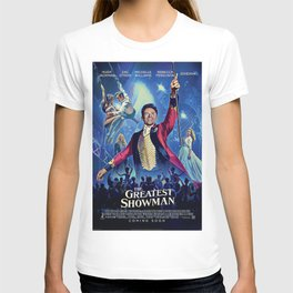 The Greatest Showman Poster T-shirt