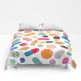 Sunny Pills Comforters