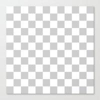 transparent Canvas Prints featuring Transparent by Dott.ssa