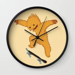 Skate Gremlin Wall Clock