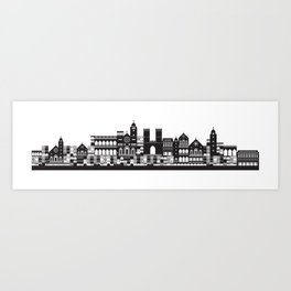 Genova Art Print