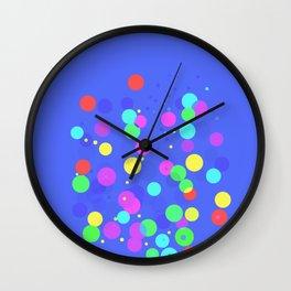 soda by splash ! Wall Clock